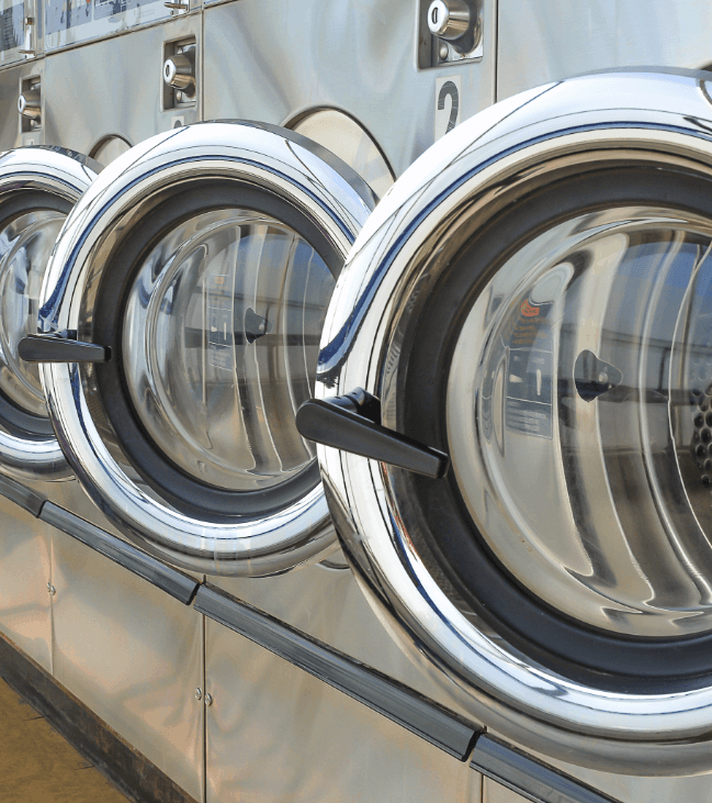 Large Scale Laundries
